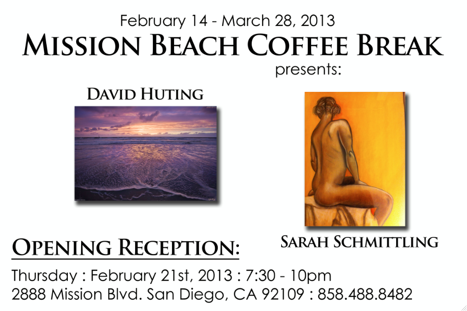 Mission Beach Coffee Break