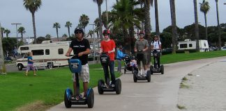 Segways Mission Beach Tours